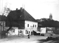 CelniceNaVytonivr.1909..jpg - Celnice Výtoň v r. 1909