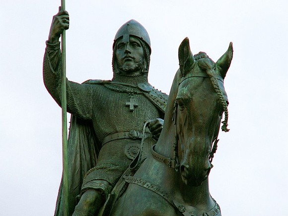 clanky5/800px-Wenceslaus_I_Duke_of_Bohemia_equestrian_statue_in_Prague_2.jpg