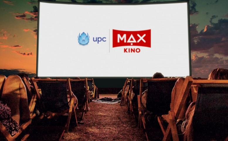UPC MAX kino