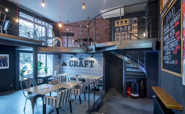 The Craft: Food & Beers