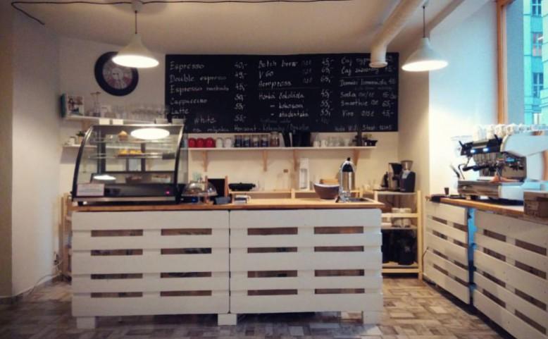Šťastná kavárna