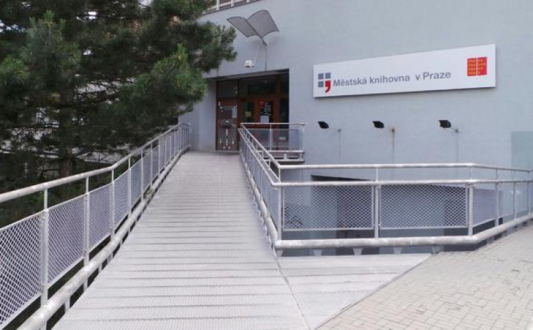 Městská knihovna Opatov