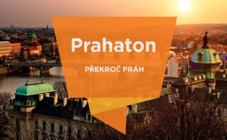 Prahaton - městem jinak