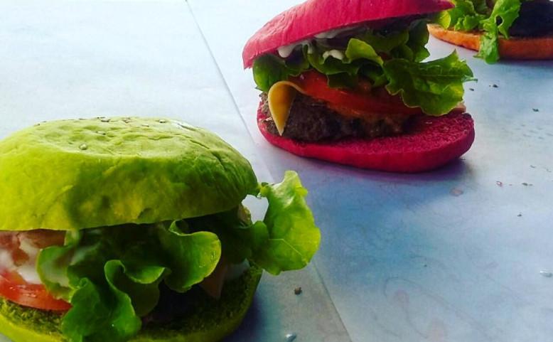 Color Burgers