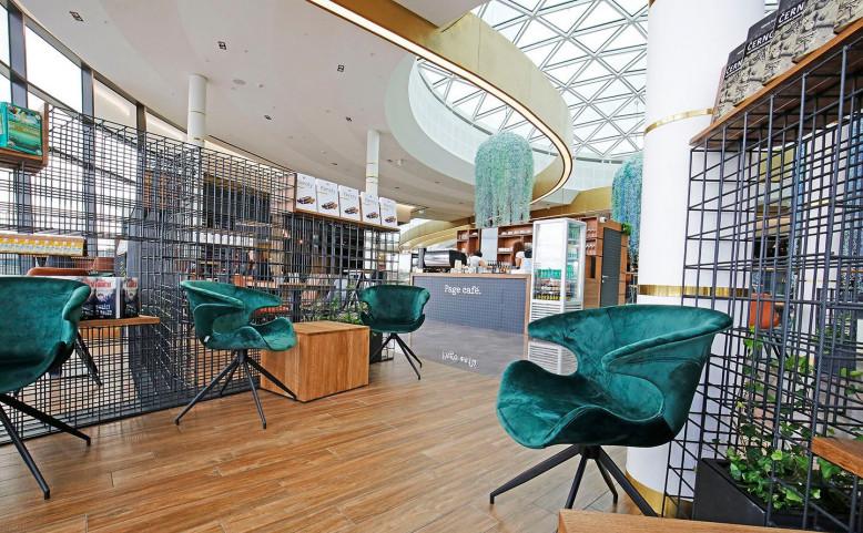 Page Café Chodov