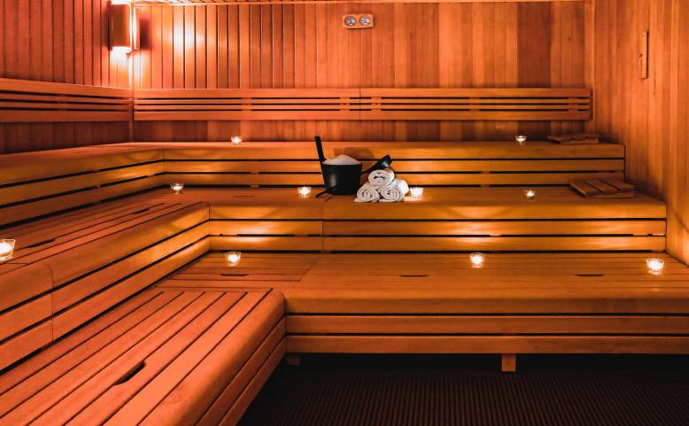 Saunia Galerie Harfa