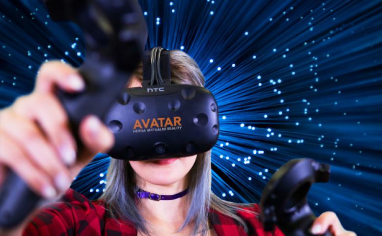Herna virtuální reality Avatar