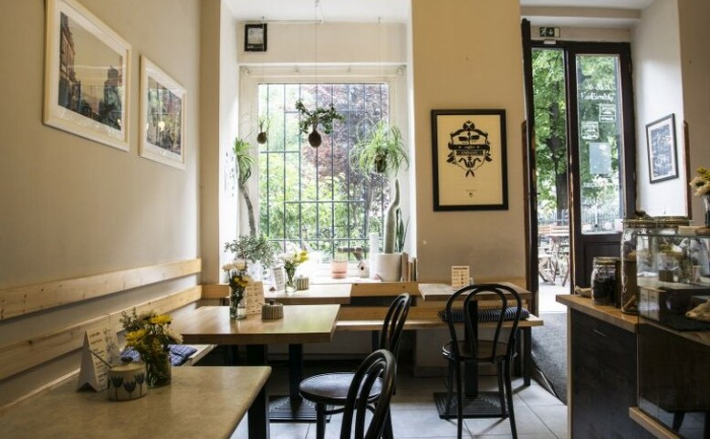 Mamacoffee - Londýnská