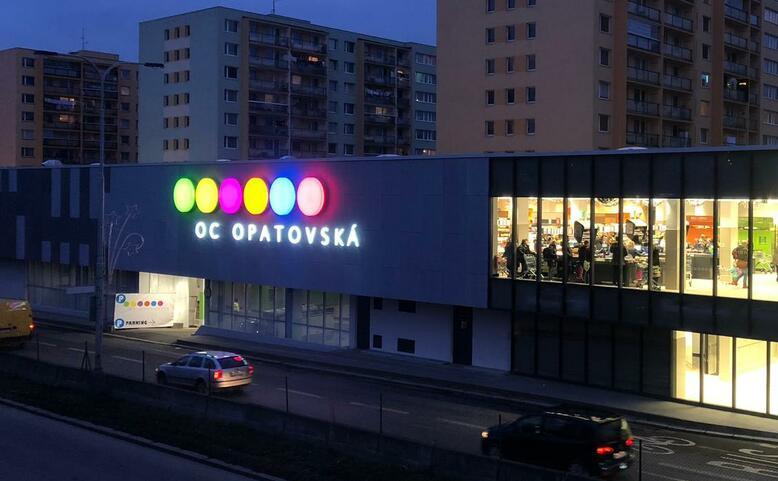 Obchodní centrum Opatovská