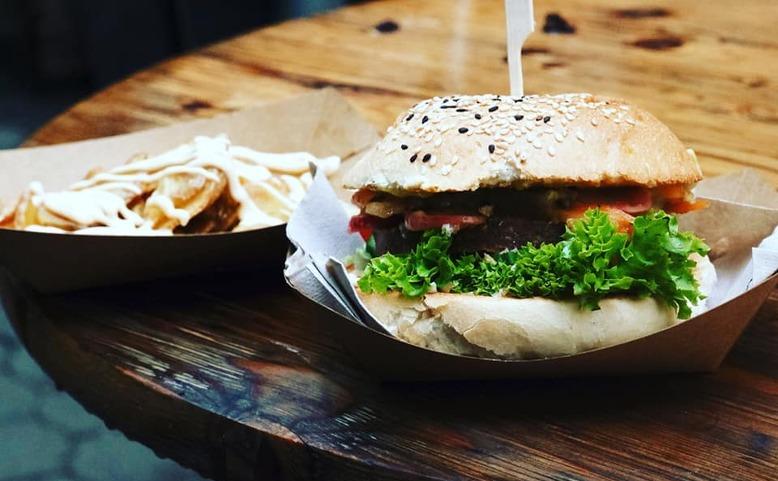 Liška vegan street food