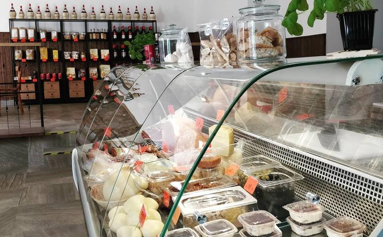 Il Pane italská pekárna