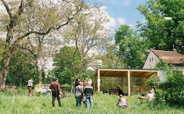 Komunitní zahrada Libóza