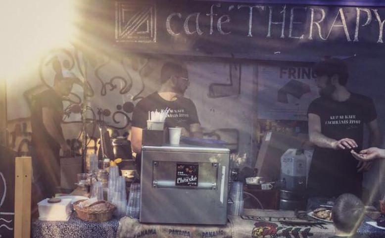 Café Therapy