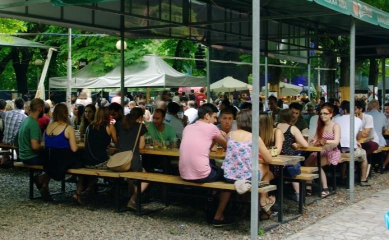 Zahrádky Park Cafe - Riegrovy sady