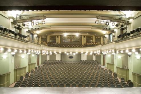 Městská divadla pražská - Divadlo ABC