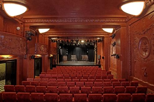 Městská divadla pražská - Divadlo Rokoko