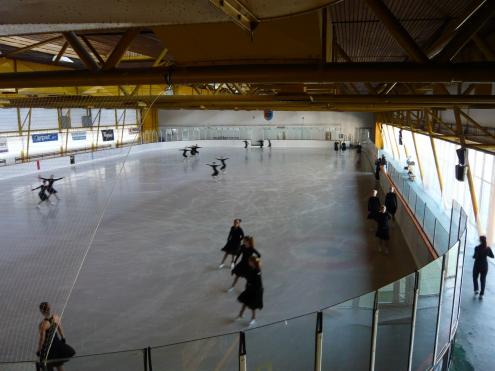 Zimní stadion Hasa