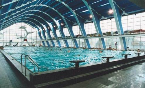 Plavecký bazén Podolí ČSTV