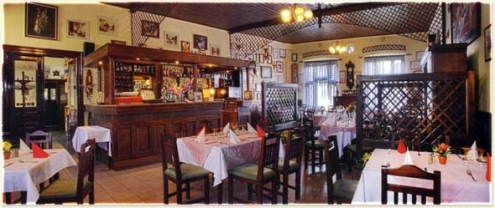 Restaurace a penzion U koně