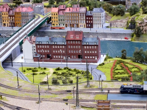 Království železnic
