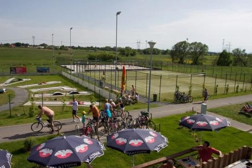 Sportovní areál Šeberov