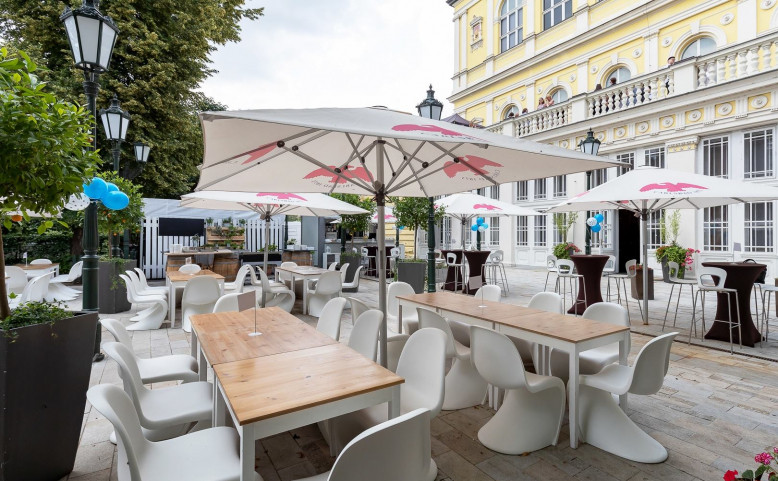 Restaurant Žofín Garden