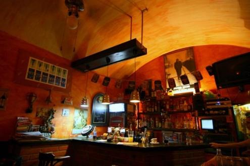 Cafe - Pub Atmosphere