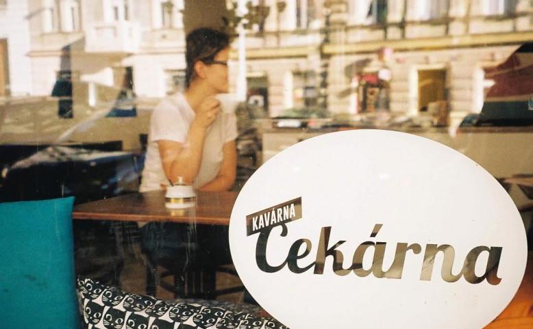 Kavárna Čekárna
