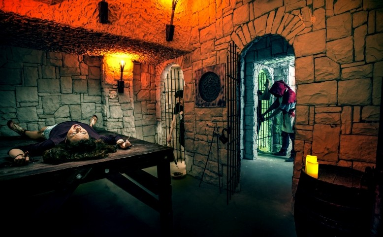 THE CHAMBER Escape Game Prague