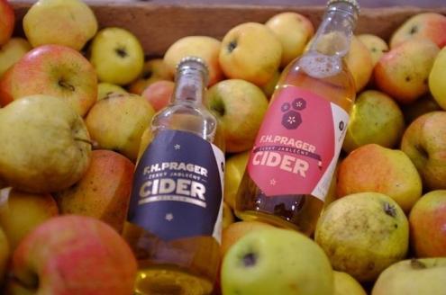 Prager cider & limonády
