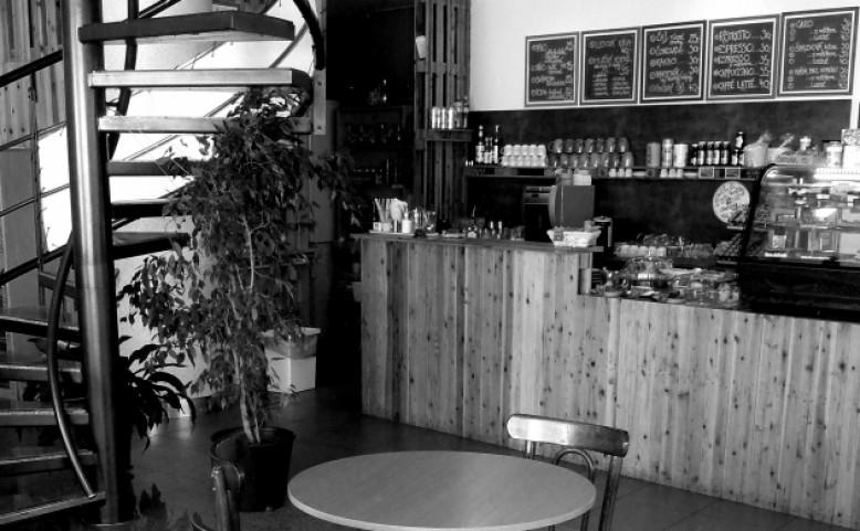 Kavárna Knoflík