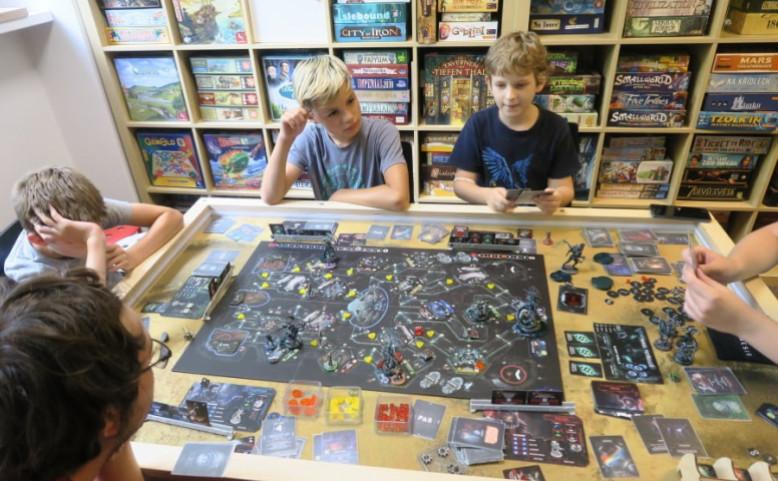 Svět deskových her