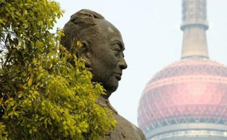 Šanghaj: výkladní skříň Číny 21. století