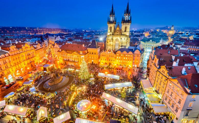 Vánoční trhy 2019 na Staroměstském náměstí