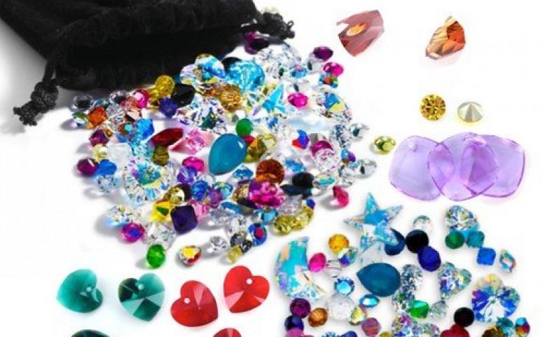 Korálkové šperky naší Terky