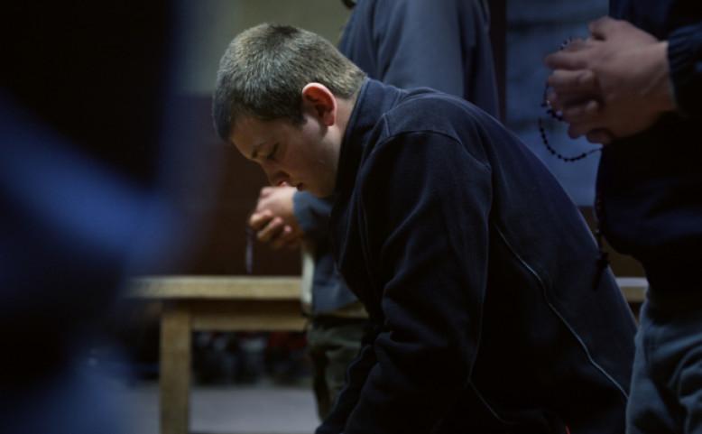 Modlitba - premiéra