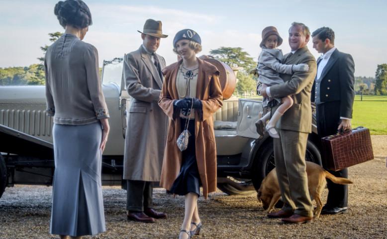Panství Downton - Premiéra