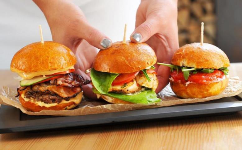 Burgerový týden na Žofíně