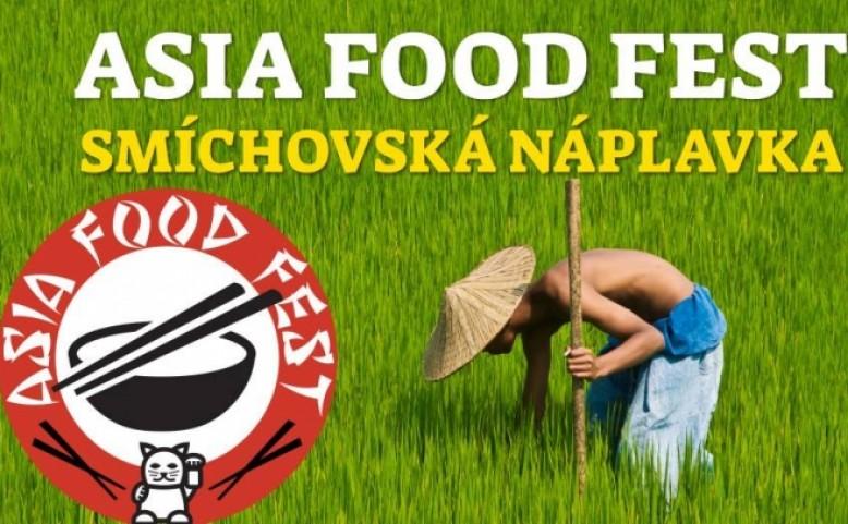 Asia Food Fest Náplavka