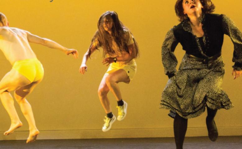 RespondART: Mezinárodní taneční festival k výročí revoluce