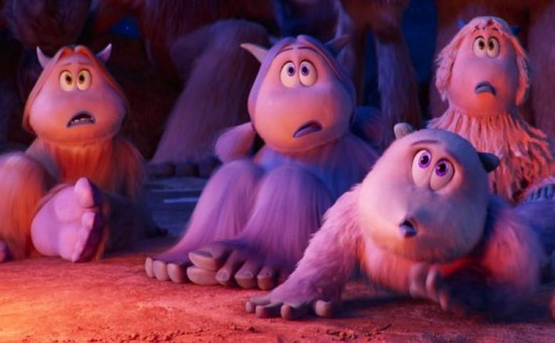 Yeti: Ledové dobrodružství - Premiérový víkend