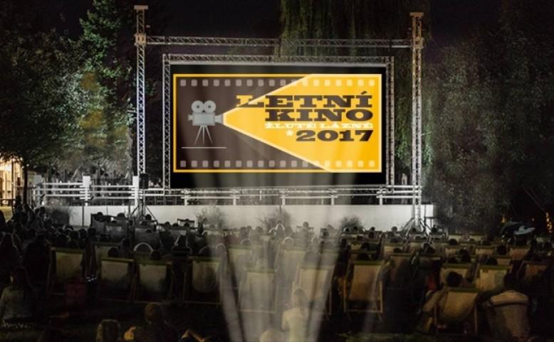 Letní kino ve Žlutých lázních - Dítě Bridget Jonesové