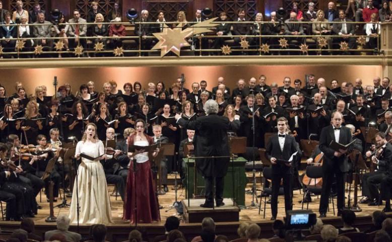 Vánoční koncert - J. J. Ryba: Česká mše vánoční