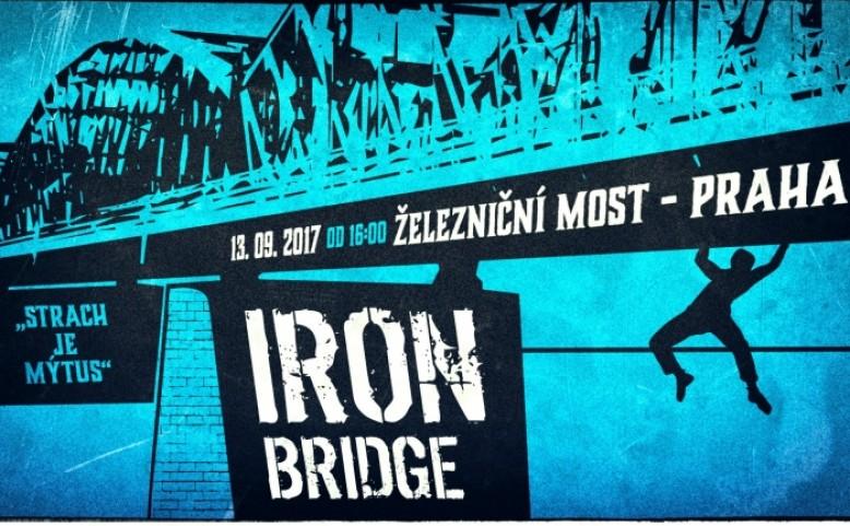 Iron Bridge - Strach je Mýtus - ZRUŠENO