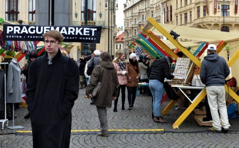 Praguemarket: design & handcraft market