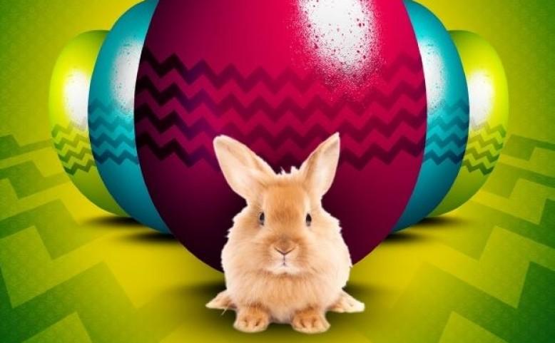 Velikonoční zajda na Šesťáku