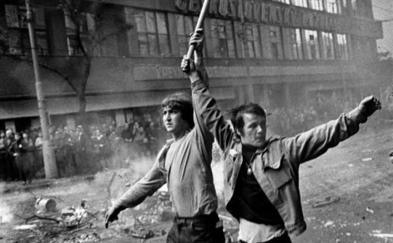 Koudelka: Invaze 68 & Archivní záběry Jana Němce