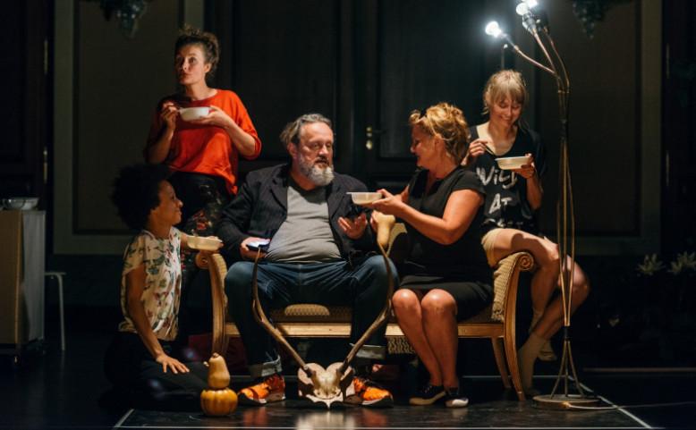 Pexeso - experimentální divadelní projekt