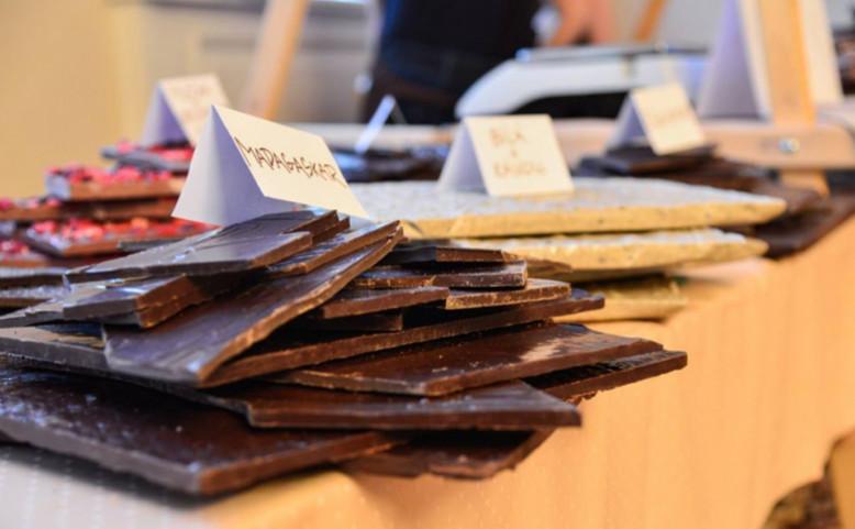 Festival Čokoládování aneb 1. narozeniny Werichovy vily
