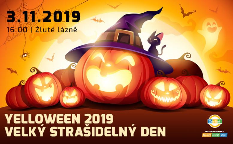 Yelloween 2019 - Velký strašidelný den